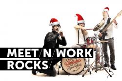 Weihnachtsfeier Aktion Meetnwork